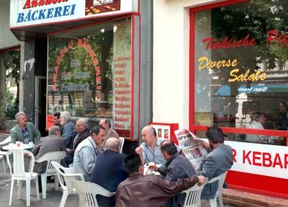 Традиционный турецкий кебаб, который можно отведать практически на каждом углу