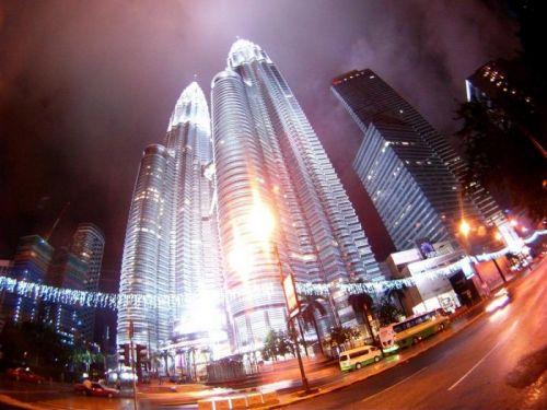 Куала-Лумпур. Малайзия - азиатский коктейль