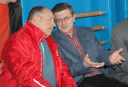 Наравне с лидером. «Динамо-Ставрополь» - «Тула-ЩекиноАзот» - 72:69, 65:78