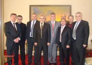 Сергей Долженко: «В условиях кризиса нужно объединение, а не раздрай»