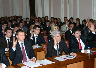 Евгений Луценко: «Все созывы хороши,  но я голосую за пятый!»
