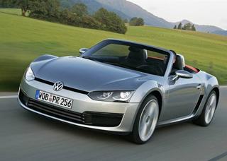 Родстер от Volkswagen