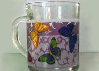 Чашки «Wenecja Dekor» -  со свинцом