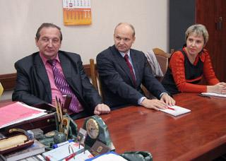 Уполномоченный посольства Германии посетил Ставрополье