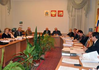Старейшины высказались за бюджет развития