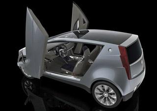 Cadillac: самая маленькая модель