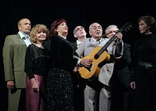 «Ещё одно свидание с Мельпоменой». Ставропольский академический театр драмы отметил своё 165-летие