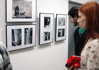 Выставка. Черно-белый «Позитив»