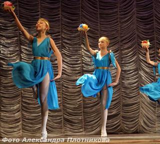 Танец, не знающий границ
