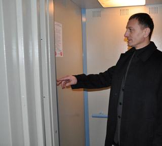 Новые лифты  в многоквартирных домах