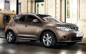 Nissan Murano: сделано в России