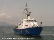 Лучший из пограничных кораблей Каспия