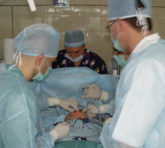 Операция – без боли