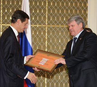 «Заслуженная  награда». Ставропольский ЦСМ