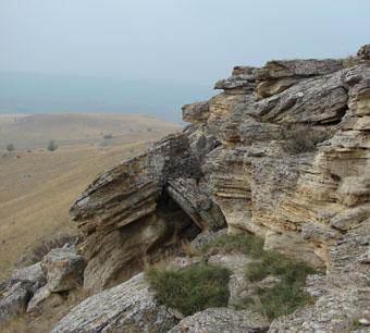 Каменная диадема Баевой горы