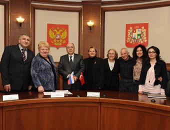 Ставрополь – Кадикой:  полезное сотрудничество