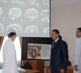 Федеральный резонанс  ставропольской медицины. Со знаком плюс!