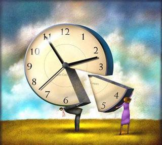 Перевод часов: подумать о самых маленьких