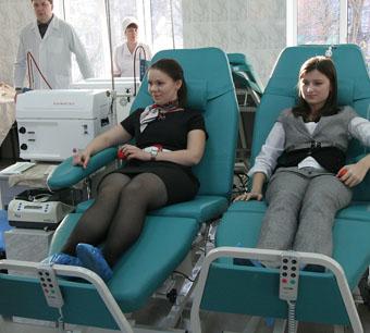 Донорство – в крови! Ставрополь в очередной раз признан лидером по сдаче крови