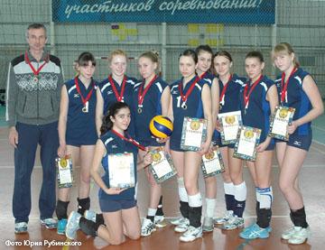 Мемориал тренера. Волейбол