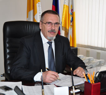 Георгий Колягин: «Надо оправдать доверие избирателей!»