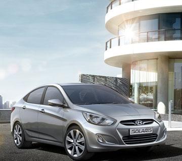 Hyundai Solaris: успешный старт