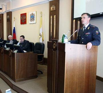 Реформа органов внутренних дел - в центре внимания