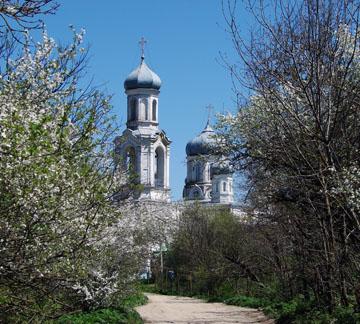 Весна в Калиновке. Краеведение