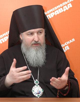 В сфере особого внимания епископа -  образование и казачество
