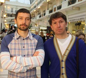 Братья Кристовские: «Мы в душе остались простыми ребятами»