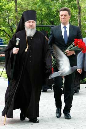 Ставрополье вспоминает жертв  теракта
