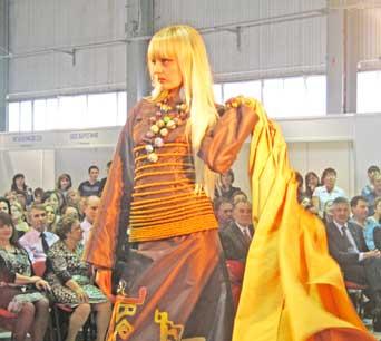 «Первый шаг» в мир высокой моды