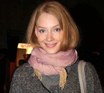 Ходченкова закурила ради кино