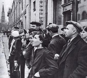 День, расколовший мир.  Июнь 1941-го: Ставрополье в зеркале архивных документов