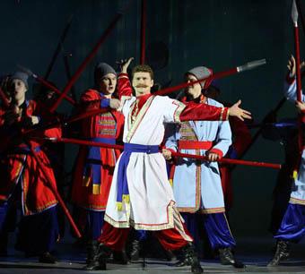 В Ставрополь едет знаменитый ансамбль танца из Сибири