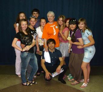 «ЛИДЕР-2011»: учеба на каникулах