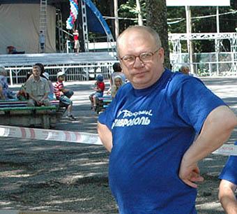 У главного редактора газеты «Вечерний Ставрополь» Михаила Василенко юбилей