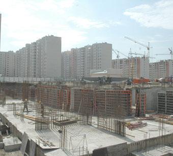 «ЮгСтройИнвест»: высокие этажи развития
