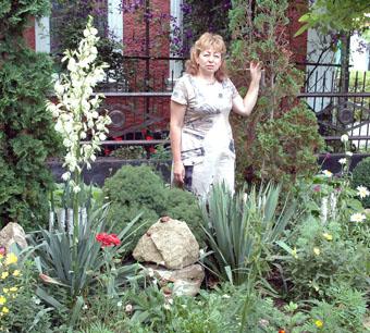 Город —  цветущий сад. Выпуск № 5