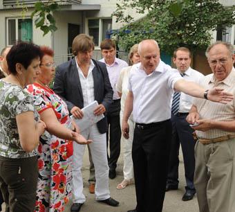 Игорь Бестужий: «Городу нужны перемены»