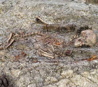 Средневековая головоломка для археологов