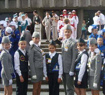 Ставропольские ЮИДовцы вернулись с международного слета
