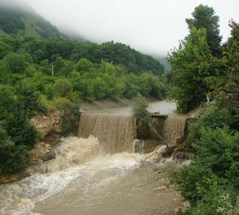 На Куме-реке у Бекеч-горы
