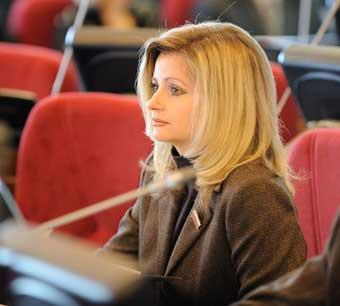 Елена Бондаренко: «Общественная молодежная палата  на деле доказала свою эффективность»