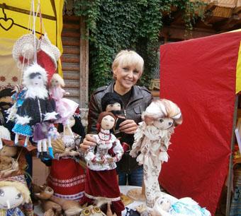 Ставропольские умельцы показали свое мастерство в столице
