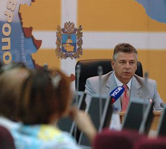 Сочи–2011. Инновационное развитие края
