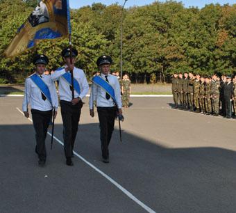 День кадетской школы имени генерала А. П. Ермолова