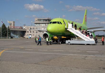 Еще полетаем! Перспективы развития ставропольского аэропорта