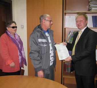 Началась выдача жилищных сертификатов чернобыльцам