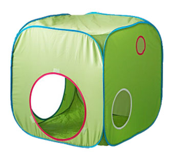 Палатка «Буса» грозит травмами